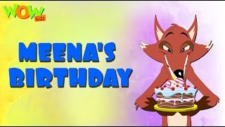 Meena's Birthday - Eena Meena Deeka - Non Dialogue Episode