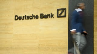 Structural trends 'moved against' Deutsche Bank