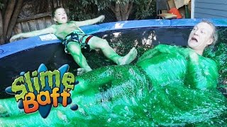Slime Trampoline! with Rocco Piazza