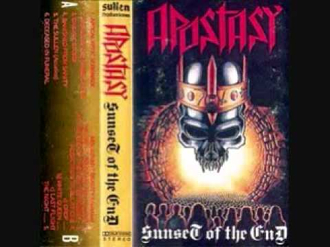 Apostasy - Sunset of the End (Full Album)