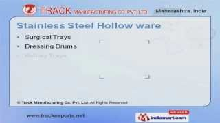 Hospital Furniture By Track Manufacturing Co. Pvt. Ltd, New Delhi