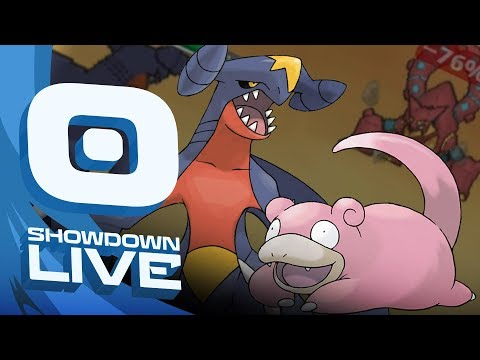 """YOUNG STRONG JAW AND MR. SLOWPOKE"" Pokemon Sun & Moon! OU Showdown Live w/PokeaimMD & Gator!"