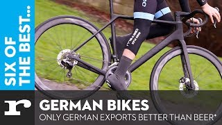 Six of the best German bikes - Only German exports better than beer*