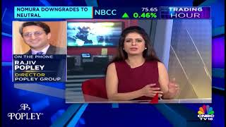 Rajiv Popley On Jewellery Demand In India  - CNBC TV18