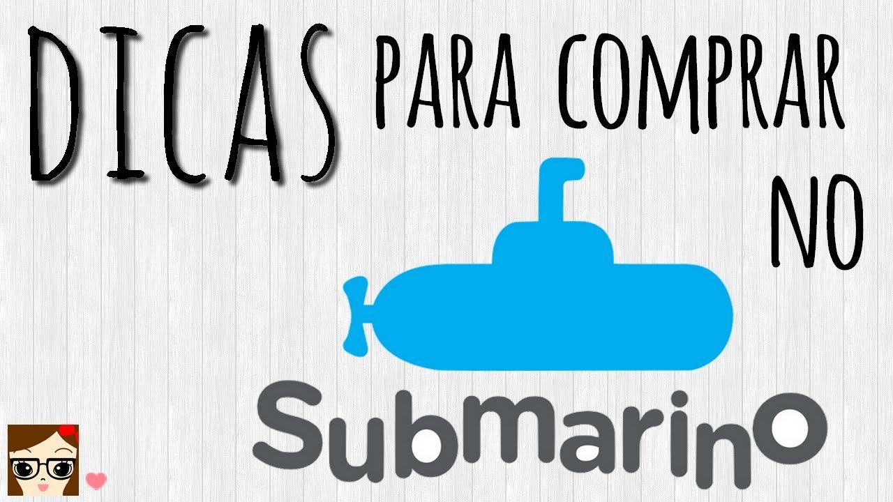 DICAS PARA COMPRAR NO SUBMARINO   CHICLETE VIOLETA - YouTube 49999aaec1