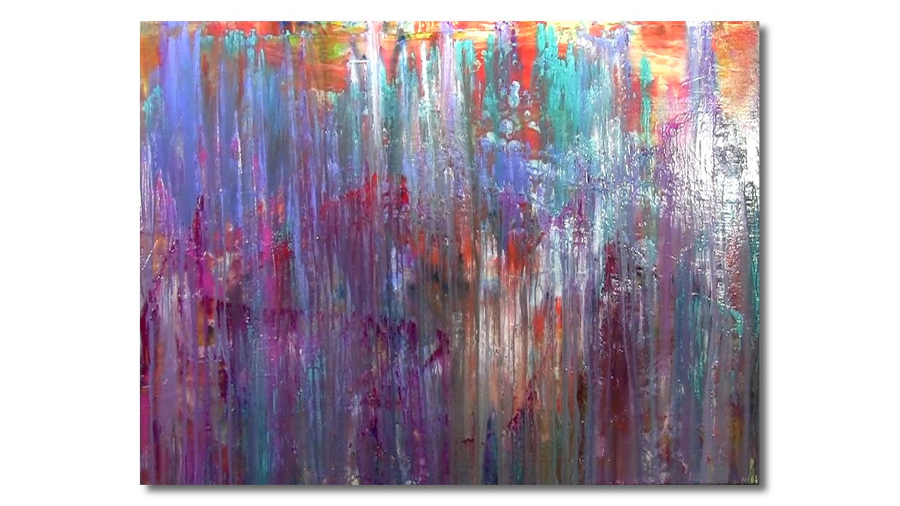 Abstract Painting Ideas With Andy Morris