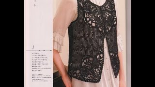 Crochet| Blouse Simplicity Patterns 2
