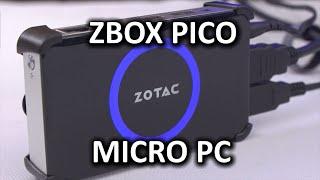 Zotac ZBOX PI320 pico Micro PC