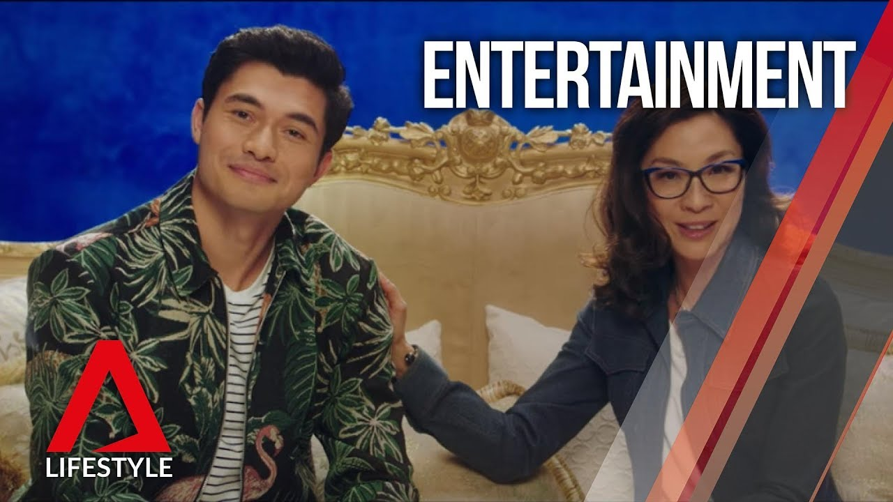 Crazy Rich Asians cast talk about the film