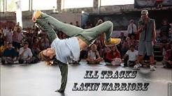 DJ Krops - ILL TRACKS Latin Warriorz   DOPE BBOY MUSIC 2020