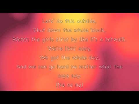 Double Vision Lyrics!