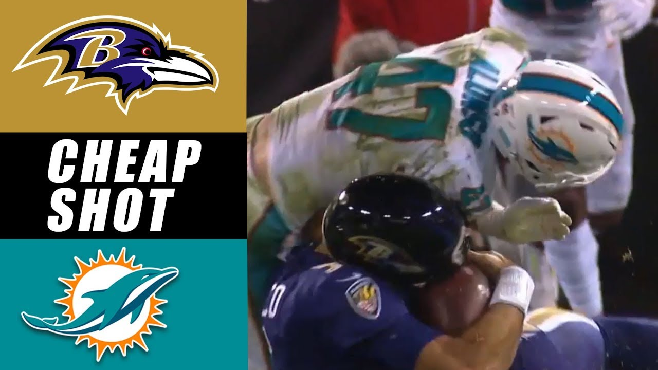 Joe Flacco in concussion protocol after late hit by Kiko Alonso