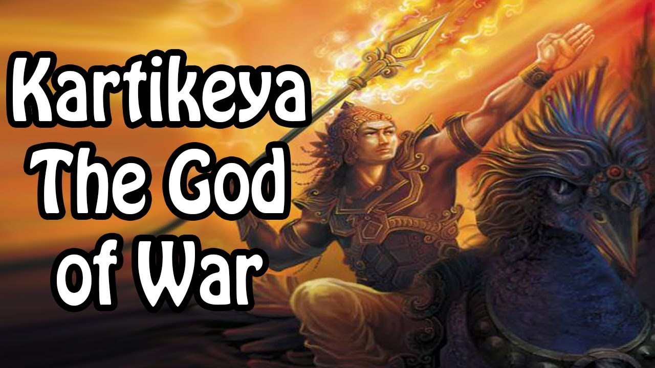 Kartikeya: The Hindu God of War (Hindu Religion/Mythology Explained)