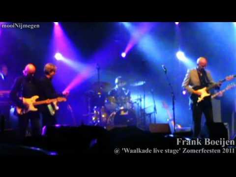 Frank Boeijen - Tot bloedens toe @ Waalkade live stage Zomerfeesten 2011