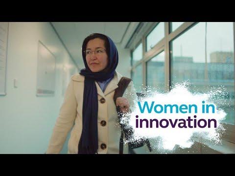 Women in Innovation - Shakardokht Jafari