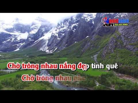 Tình Em Biển Rộng Sông Dài || Karaoke Nhạc Sống hay nhất 2017 || Âm thanh good || Hình ảnh Full HD