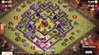 Clash of clans 3 stars Krasi (BG vs Saudi Arabia)