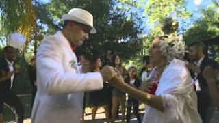 Me cayó del cielo [Video Oficial] - Gaitanes feat. Oscar D