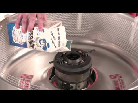 How To Use A Cotton Candy Machine?  Cotton Candy Supplies And Equipment Canada - Poppa Corn Corp