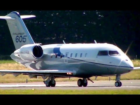 Brand New Challenger 605 Private Jet (N605BA)