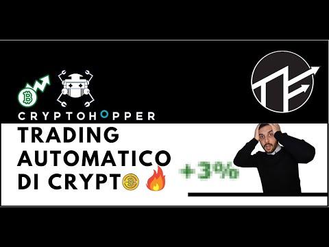 Cryptohopper: Primi passi + risultati dopo 15 giorni