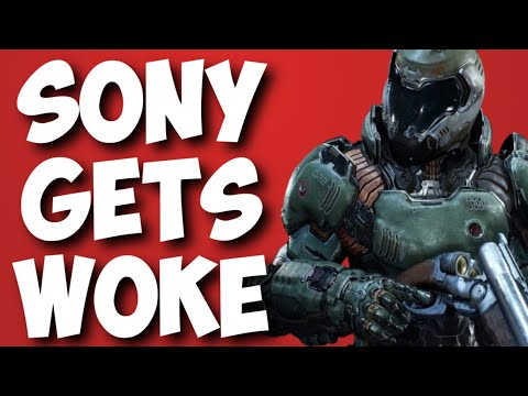 Sony Tries Selling Doom Eternal With Virtue Signalling! Hilariously Backfires!