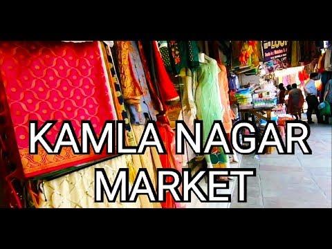 kamla nagar market shopping & haul | latest collection 2019