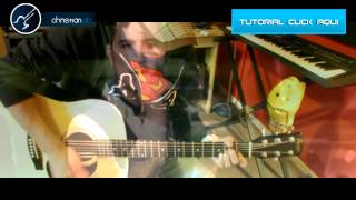 Inolvidable de REIK Guitarra Cover