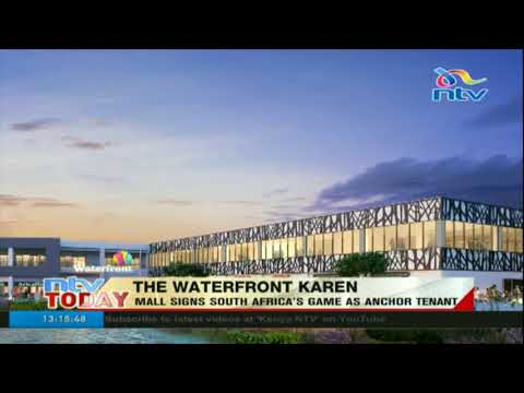 Waterfront Mall signs South Africa's Game as anchor tenant