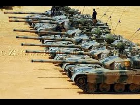 Al Khalid Tank the power of Pak Army, in 6 September 2016 Show. Pakistan my jan