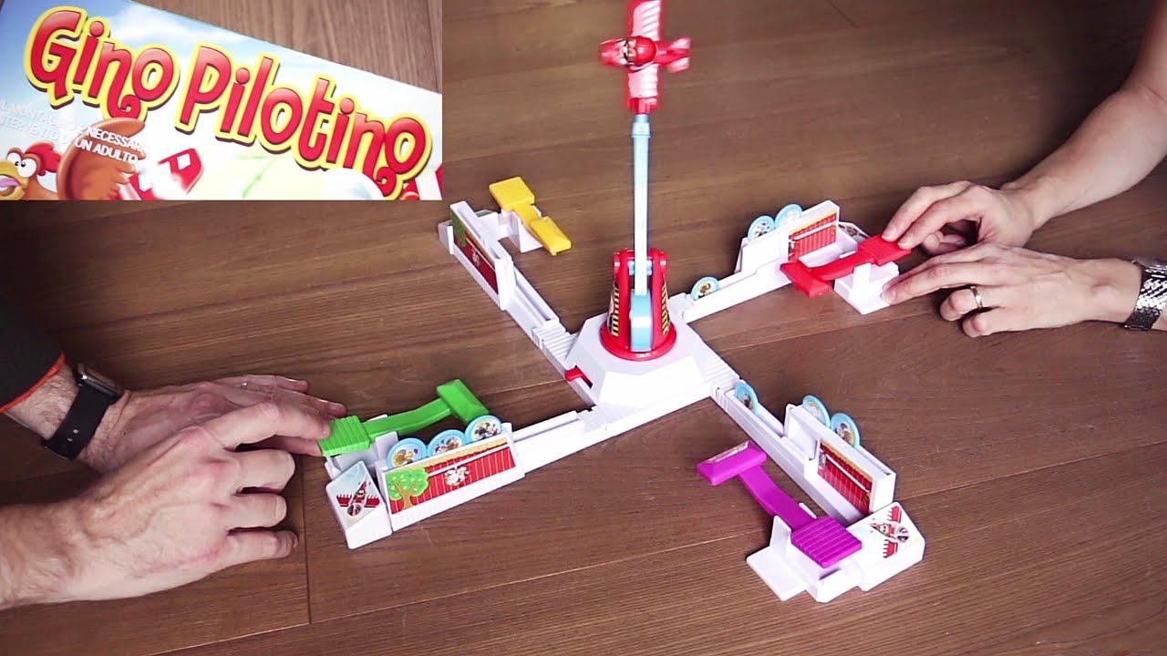 Gino pilotino gioco da tavolo unboxing gameplay youtube - Blokus gioco da tavolo ...