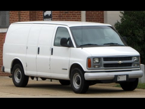 Replacing Chevy Express Van Upper and Lower Ball Joints - GMC Savana Ball Joint Replace