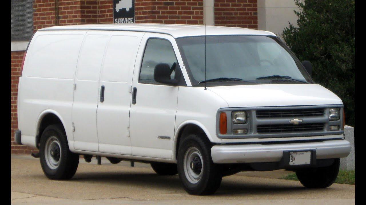 Conversion Chevy 2015 Van