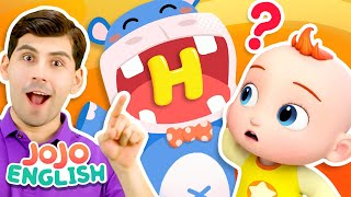 ABC Letters Song | Alphabet Phonics | Learn English | Play for Kids | JoJo English - Family Playroom