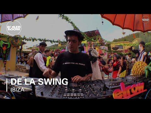 De La Swing - Boiler Room Ibiza x Elrow
