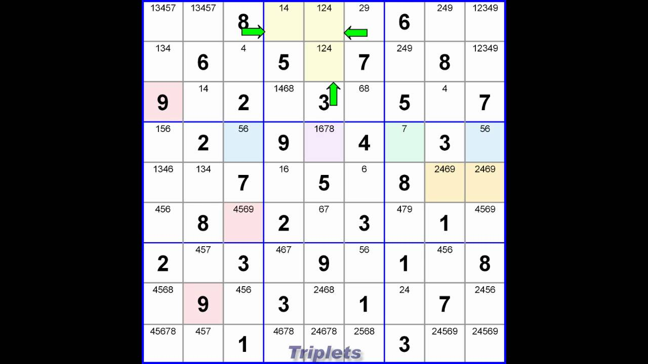 Learn to Play Sudoku, Part 2