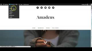 Amadeus - Slider