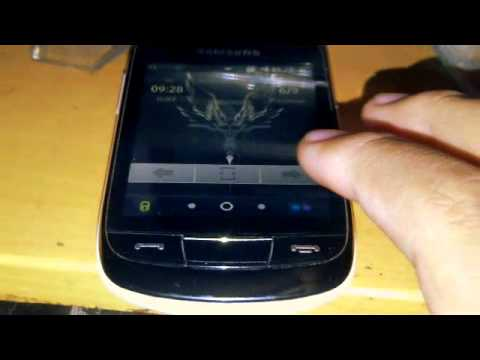 SAMSUNG Corby 2 go to Android mod