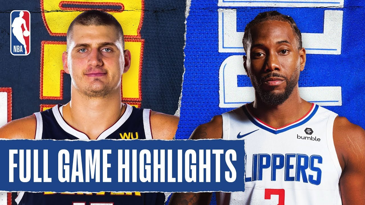 NUGGETS at CLIPPERS | FULL GAME HIGHLIGHTS