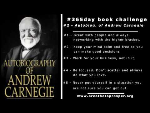 a biography of andrew carnegie Andrew carnegie biography andrew carnegie was a poor immigrant from scotland and ended up becoming an american entrepreneur during the time of the industrial revolution carnegie started carnegie steel and became one of the wealthiest people in the united states.