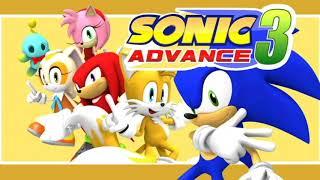 Sonic Advance 3 Extra Demo 2