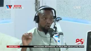 #LIVE : BLOCK 89 SAMATTA ALIVYO KAMILISHA DILI LAKE KWENDA ASTON VILLA (JAN 17, 2020)