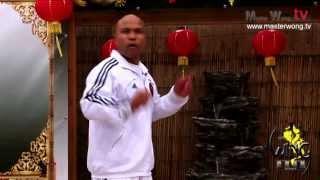 Wing Chun Chi Sao - Stepping Forward Lesson 17