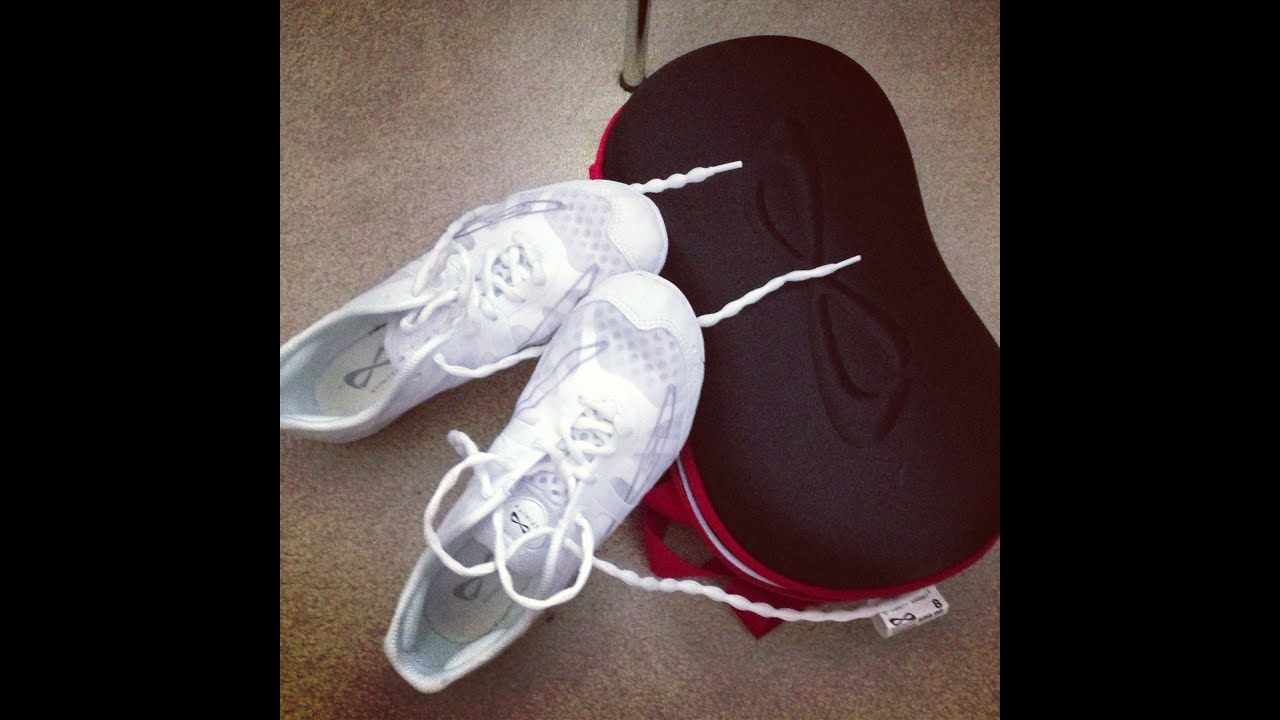 Cheer Shoes 101 YouTube