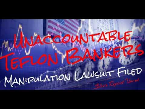 Unaccountable Teflon Banks! lawsuit Filed For Vix Manipulation - Economic Collapse News