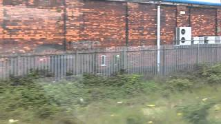Grimsby to Cleethorpes by train - onboard
