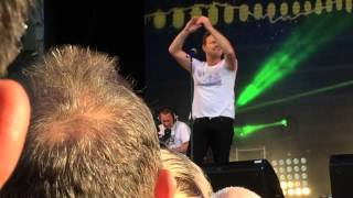 Jason Donovan - Too Many Broken Hearts (Blackpool iFest 2015)