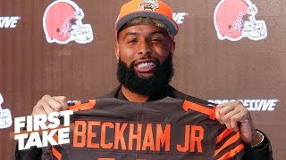The Browns will have the NFL's best offense in 2019 - Max Kellerman | First Take
