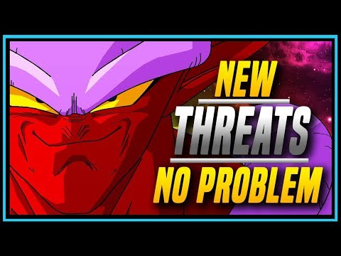 DBFZ ➤ This Player Has A Solid Janemba  [ Dragon Ball FighterZ ]
