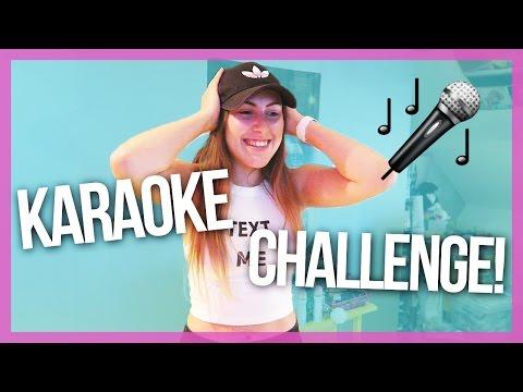 TEKST VERGETEN VAN EIGEN LIEDJE!? - Karaoke Challenge #2